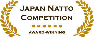 Japan Natto Competition Winner !!